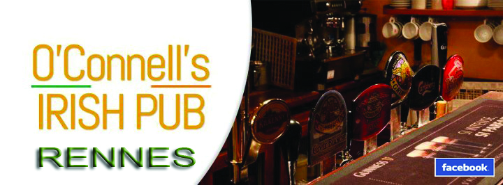 O'Connels pub Rennes