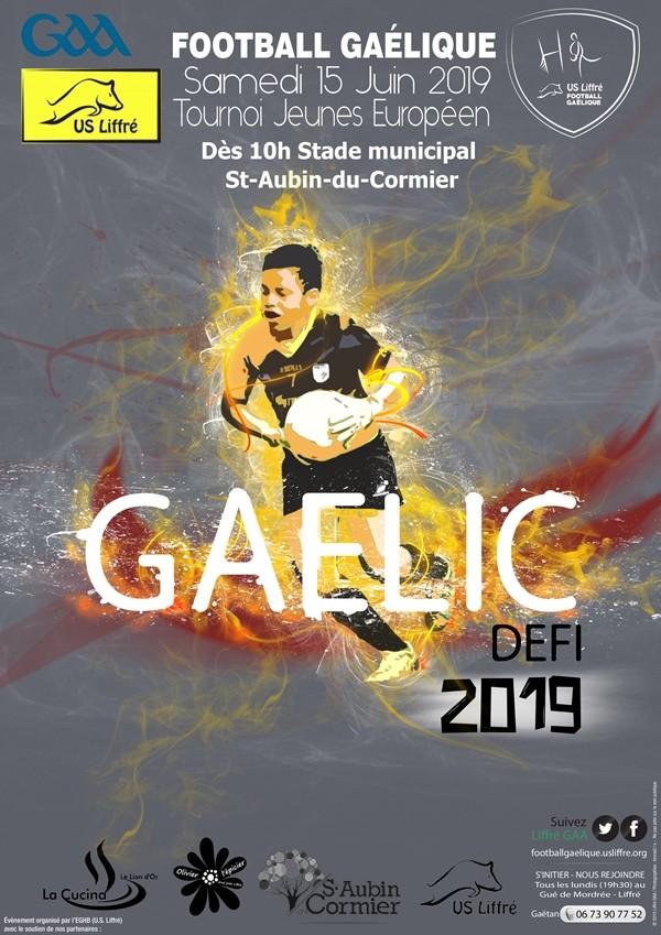 Gaelic Defi 2019